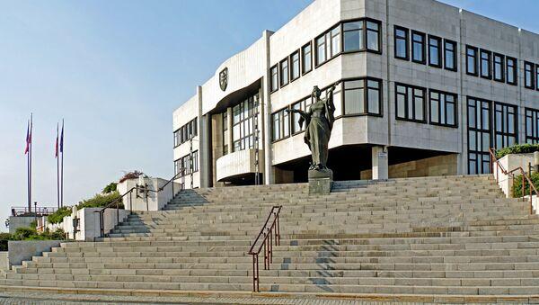 Budova Národní rady Slovenska - Sputnik Česká republika