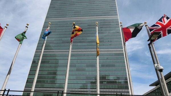 Budova OSN v New Yorku - Sputnik Česká republika