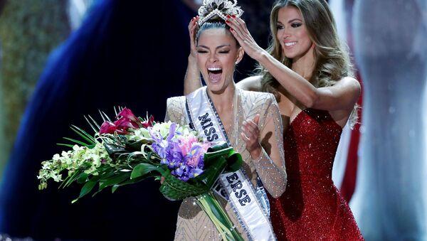 Miss Universe 2017 Demi-Leigh Nel-Peters - Sputnik Česká republika