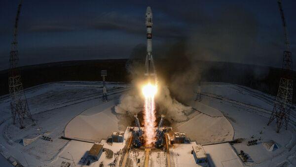 Start družice Meteor-M - Sputnik Česká republika