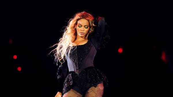 Zpěvačka Beyoncé - Sputnik Česká republika