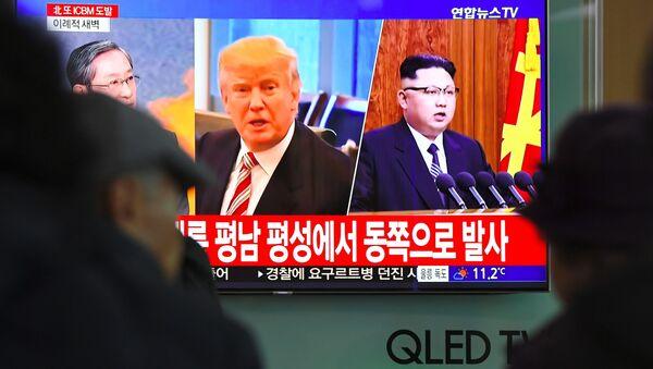 Jihokorejské zprávy - Sputnik Česká republika