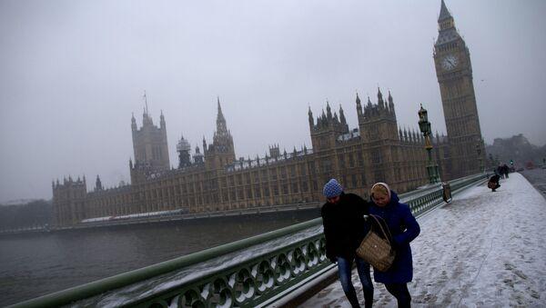 Chumelenice v Londýně - Sputnik Česká republika