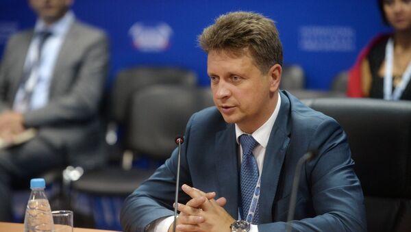 ministr dopravy Maxim Sokolov - Sputnik Česká republika