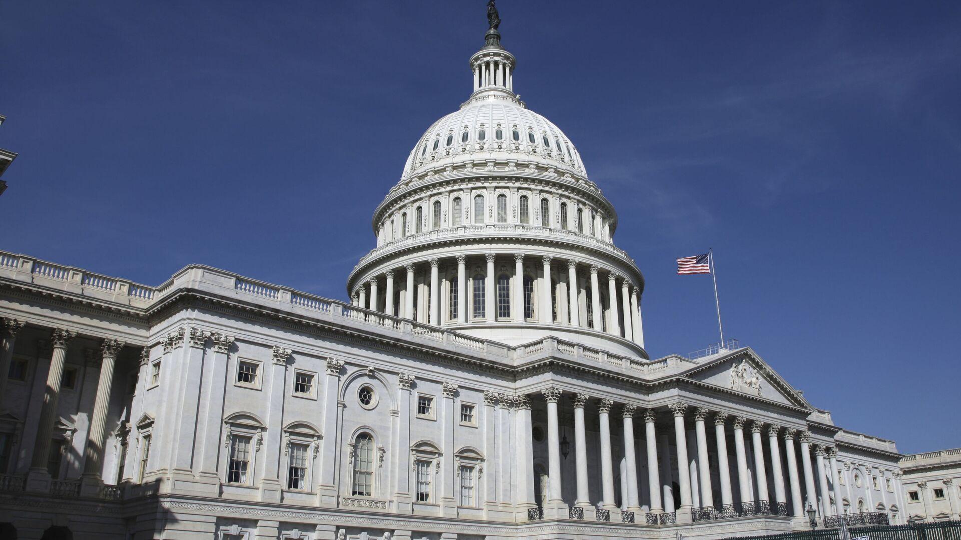 Kongres Spojených států amerických - Sputnik Česká republika, 1920, 23.09.2021