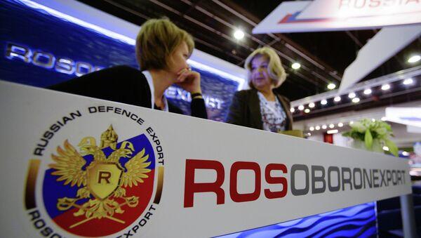 Rosoboronexport - Sputnik Česká republika