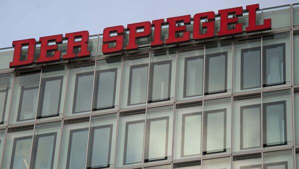 Spiegel - Sputnik Česká republika