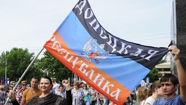Doněck - Sputnik Česká republika