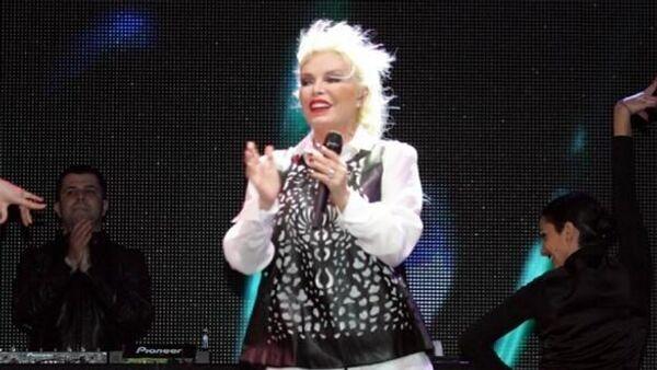 Turecká zpěvačka Ajda Pekkanová - Sputnik Česká republika