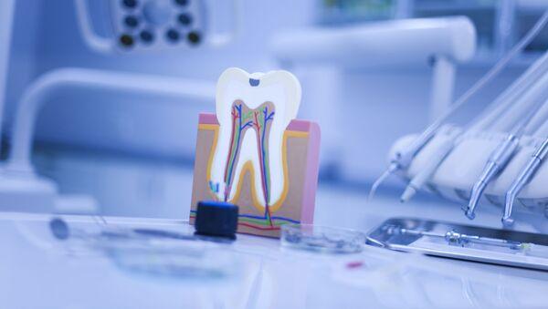 Kabinet zubaře - Sputnik Česká republika