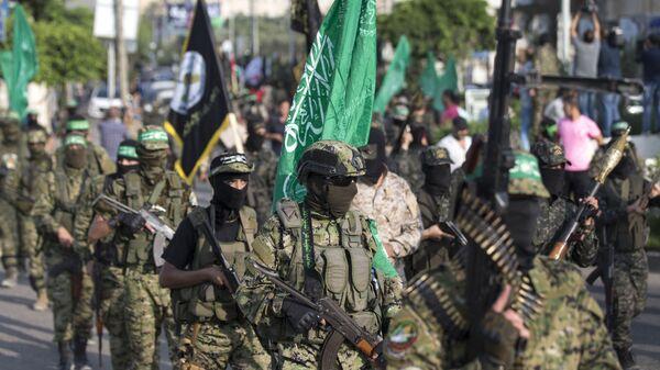 Hnutí Hamás v Palestině - Sputnik Česká republika