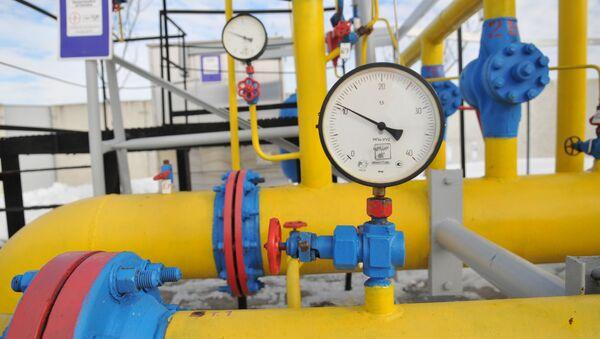 Plynový hub na Ukrajině - Sputnik Česká republika