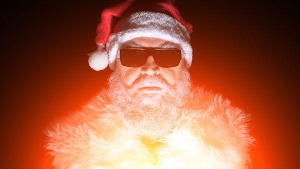 Santa Klaus v slunečních brýlích - Sputnik Česká republika