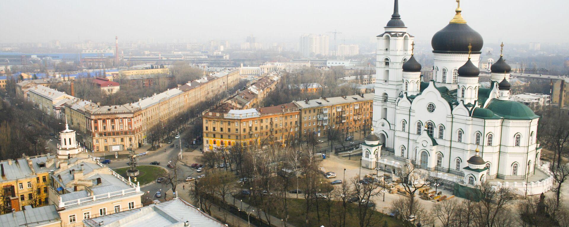 Výhled na ruské město Voroněž - Sputnik Česká republika, 1920, 16.09.2021