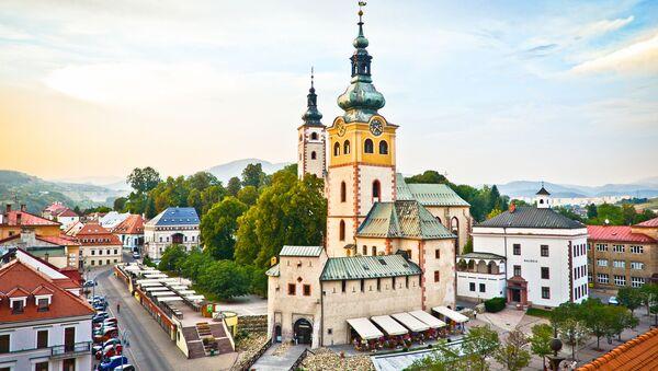 Banská Bystrica - Sputnik Česká republika