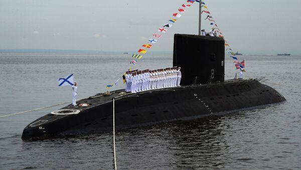 Ponorka Varšavjanka - Sputnik Česká republika