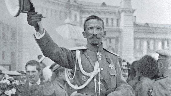 Ruský generál Lavr Kornilov - Sputnik Česká republika