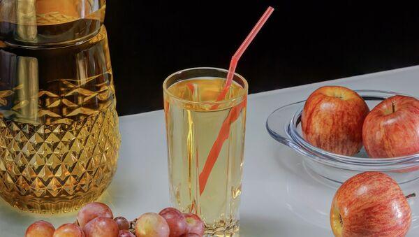 Jablkový džus - Sputnik Česká republika