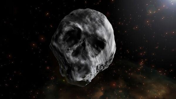 Asteroid 2015 TB-145 - Sputnik Česká republika