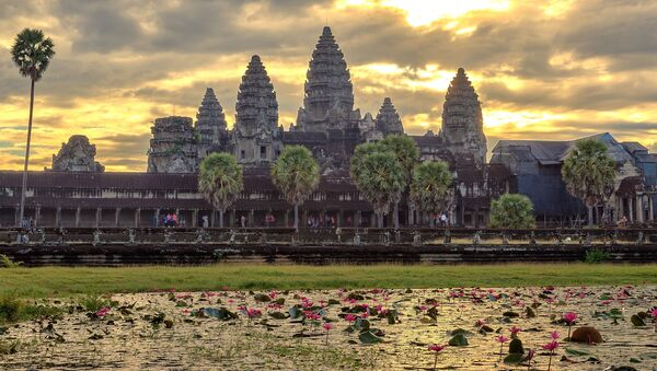 Úsvit. Kambodža - Sputnik Česká republika