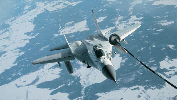 MiG-29 - Sputnik Česká republika