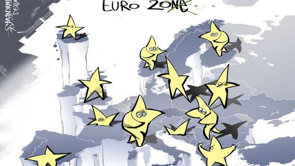 Euro zombie - Sputnik Česká republika