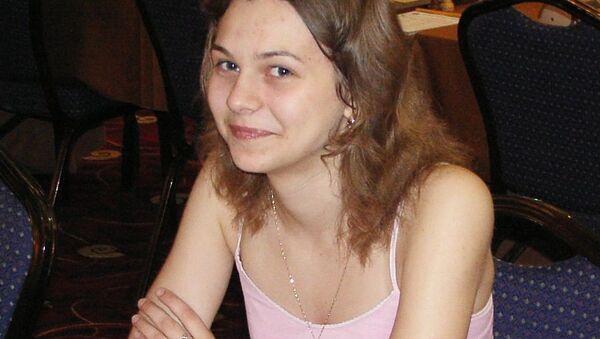 Anna Muzyčuková - Sputnik Česká republika