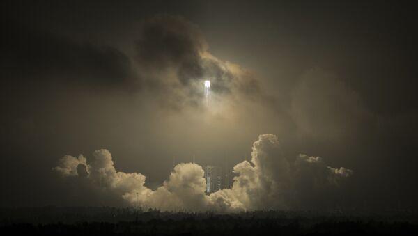 Ilustrační foto. Vypuštění rakety v Číně - Sputnik Česká republika