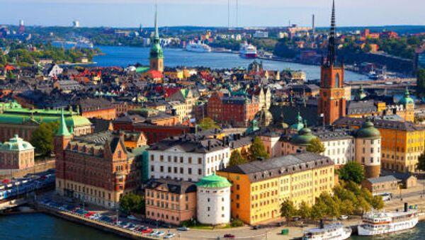 Stokholm - Sputnik Česká republika