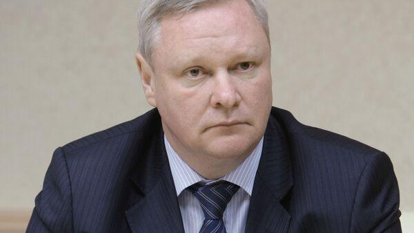 Náměstek ruského ministra zahraničí Vladimir Titov - Sputnik Česká republika