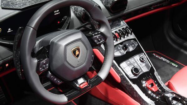 Lamborghini Huracan - Sputnik Česká republika