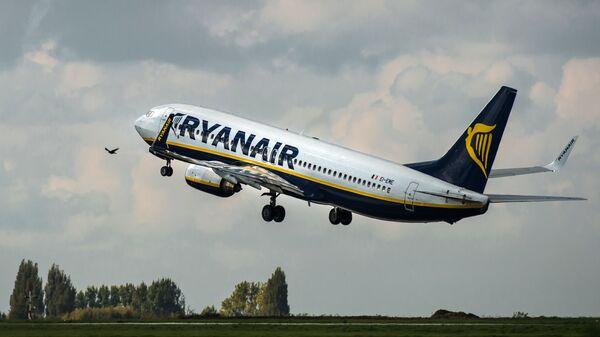 Letoun společnosti Ryanair - Sputnik Česká republika