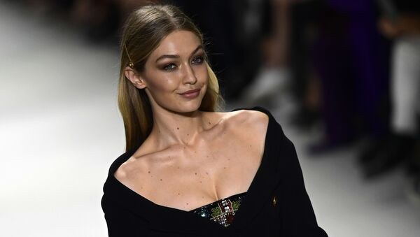 Modelka Gigi Hadid - Sputnik Česká republika