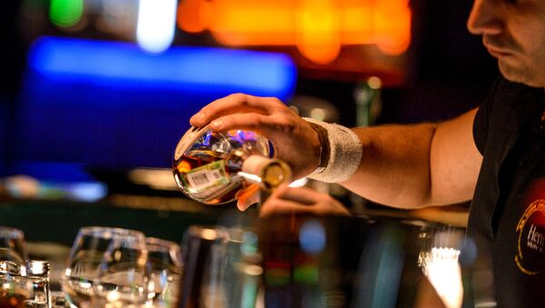 Barman - Sputnik Česká republika