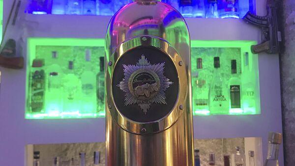 Nejdražší láhev vodky na světě - Sputnik Česká republika