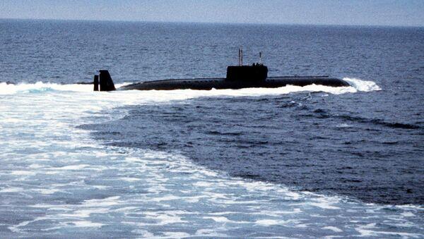 Ponorka třídy Ančar - Sputnik Česká republika