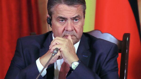 Bývalý německý ministr zahraničí Sigmar Gabriel - Sputnik Česká republika