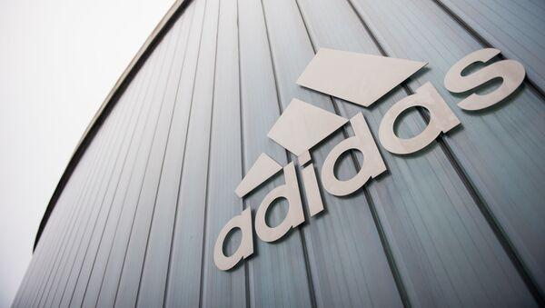 Logo Adidas - Sputnik Česká republika