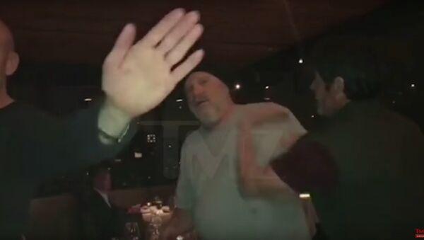 Hollywoodský producent Weinstein dostal pár pohlavků - Sputnik Česká republika
