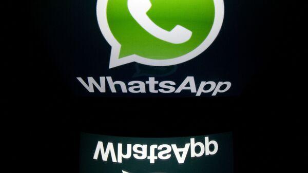 Логотип мессенджера Whatsapp - Sputnik Česká republika