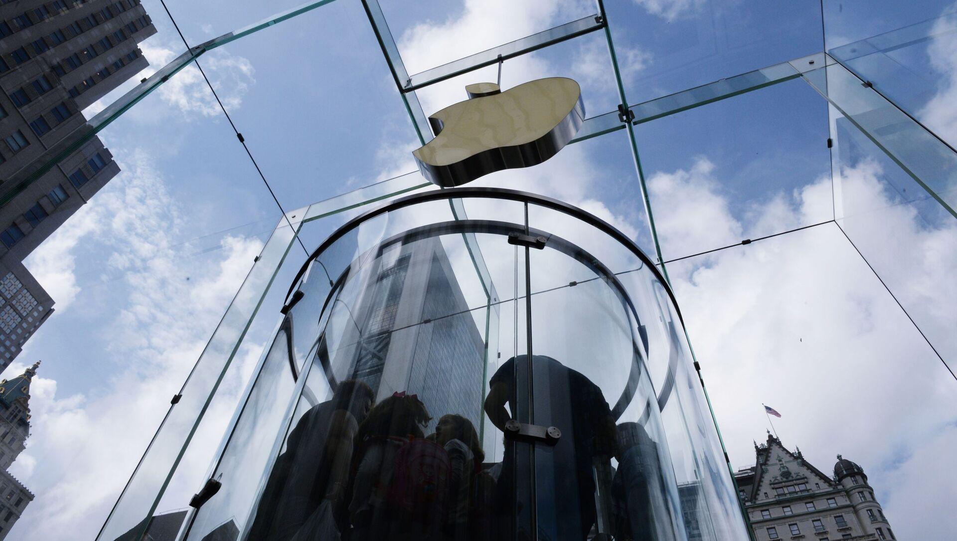 Obchod Apple v New Yorku - Sputnik Česká republika, 1920, 08.04.2021