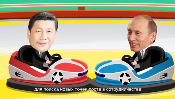 Jedeme na summit ŠOS a BRICS spolu se Si Ťin-pchingem - Sputnik Česká republika