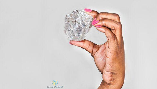 Diamant. Ilustrační foto - Sputnik Česká republika