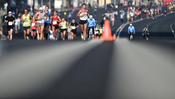 Maraton. Ilustrační foto - Sputnik Česká republika