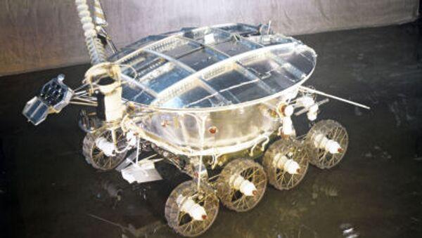 Lunochod-1 - Sputnik Česká republika