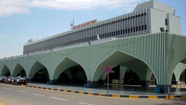 Mezinárodní letiště Tripolis v Libyi - Sputnik Česká republika