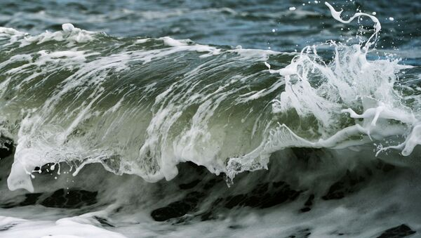 Vlny na Černém moři - Sputnik Česká republika