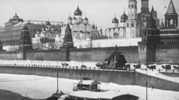 Video Moskvy, které bylo natočeno před 110 lety. Unikátní záběry - Sputnik Česká republika