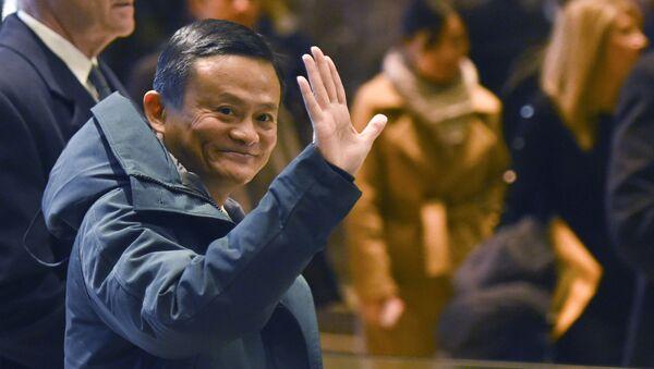 Jack Ma - Sputnik Česká republika