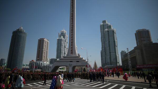 Pchjongjang, Severní Korea - Sputnik Česká republika
